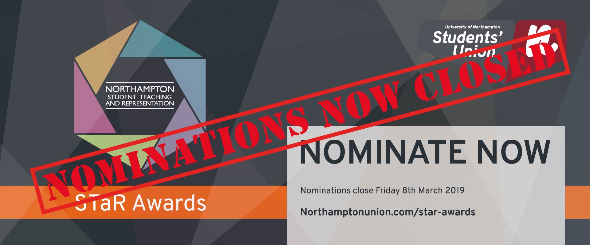 Nominate Now for STaR Awards